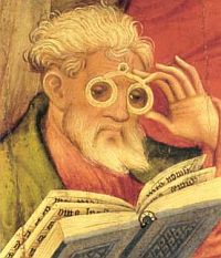 "Conrad-von-Soest: ""apostle with spectacles"" - 1403"